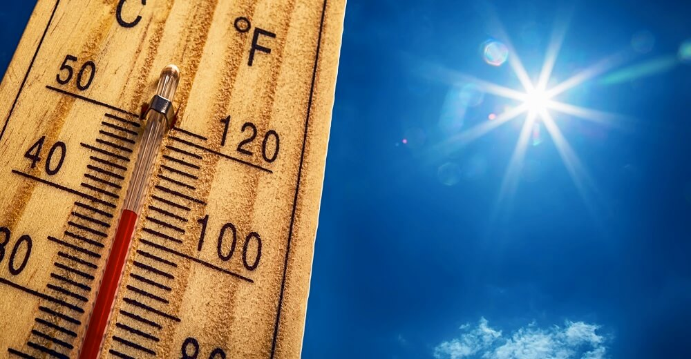 Stay Safe Working in the Heat<br>