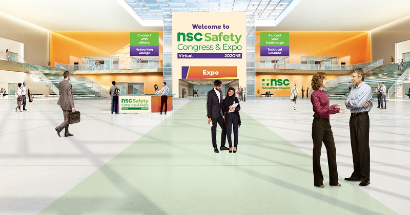 Get Daily Updates from the virtual 2021 NSC Congress &amp; Expo<br>
