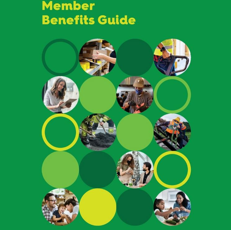 Get Your Member Benefits Guide
